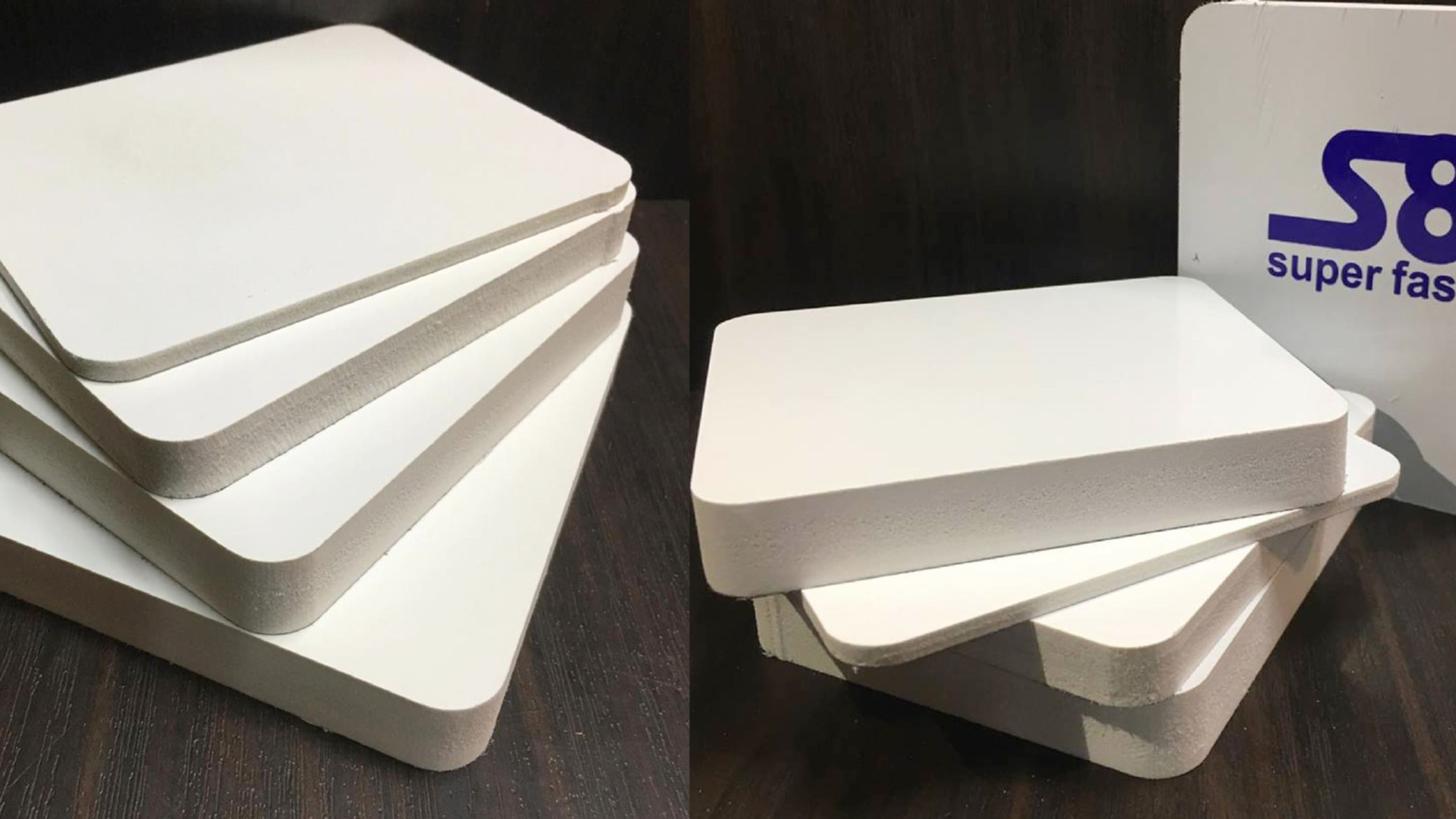 Waterproof Board for bathrooms and kitchen cabinet