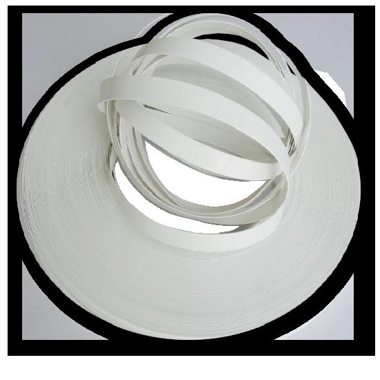 Nẹp PVC trắng tuyết 1*22*100mm