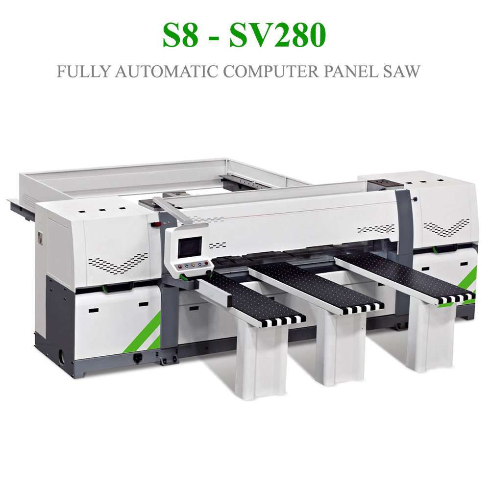 Máy cưa Panel S8 - SV280